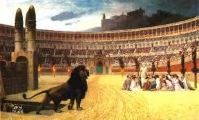 gladiator colosseum
