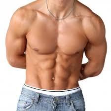 naturally muscular