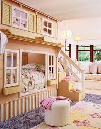 playhouse bunk beds