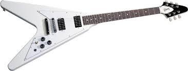 gibson flying v guitars