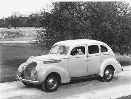 1938 mercury