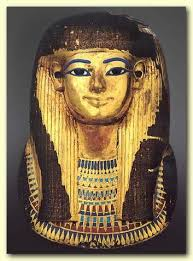 pictures of egyptian masks
