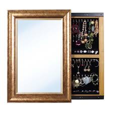jewelry box mirrors