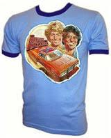 dukes of hazzard t shirts