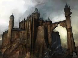castle artwork
