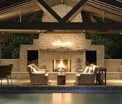 exterior fireplaces
