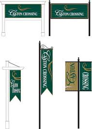 outdoor signages