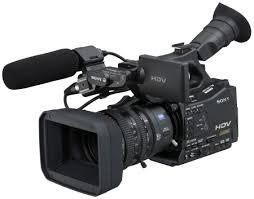 camaras de video profesionales