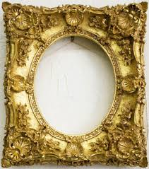 gold leaf framing