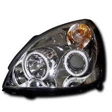 clio head lights