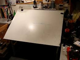 old drafting tables