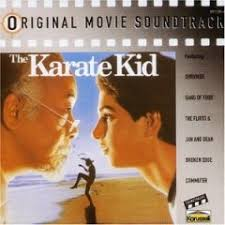 karate kid cd