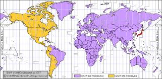 gsm coverage maps