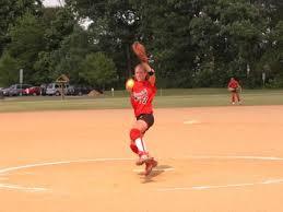 girls softball uniform