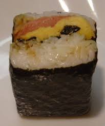 hawaiian spam musubi