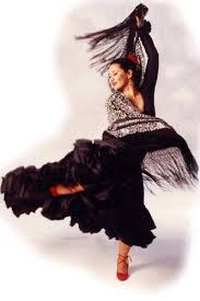 flamenco dance clothing