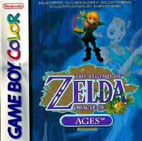 oracle of ages zelda