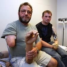 bionic men