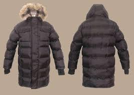 mens fur hood jackets