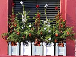 outdoor christmas display