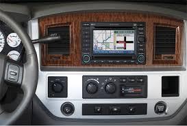 dodge ram radios