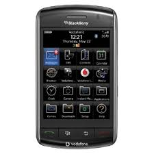 blackberry storm cellphone