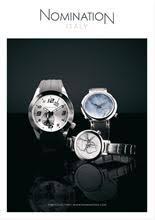 nomination watches