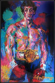leroy neiman paintings