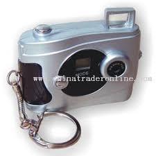 digital camera keychains