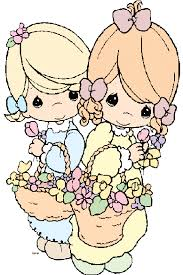 clip art precious moments