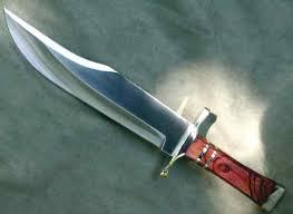 custom bowie knives