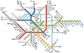 metro milano map