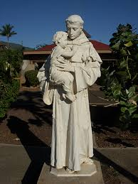 statue of st anthony