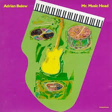 Adrian Belew - Mr. Music Head