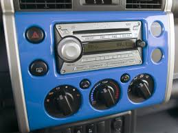 fj cruiser radio