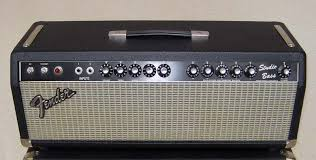 fender studio bass amplifier
