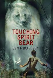 touching spirit bear book