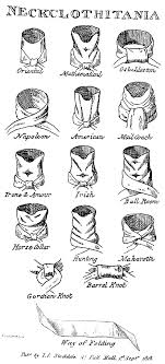 cravat pattern