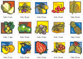 fruits clipart