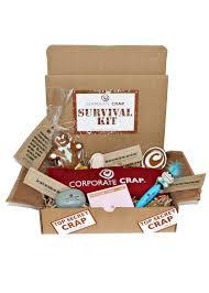funny survival kit