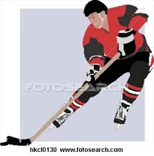 hockey clip art pictures