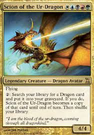 magic the gathering dragons