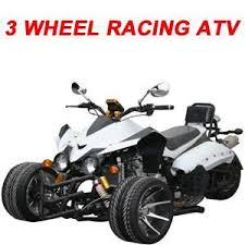 3 wheeler atvs