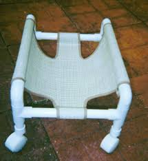 homemade dog wheelchairs