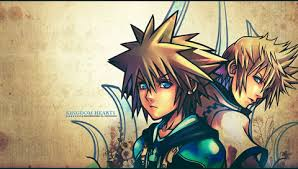 kingdom hearts psp background