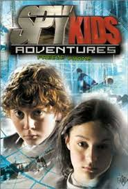 spy kids book