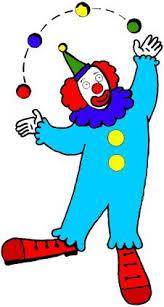 clip art clowns
