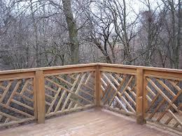 cable deck railing