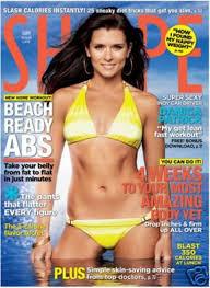 shape magazine 2009
