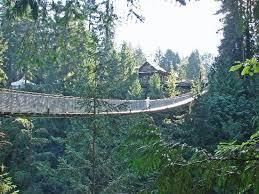 suspension bridge canada